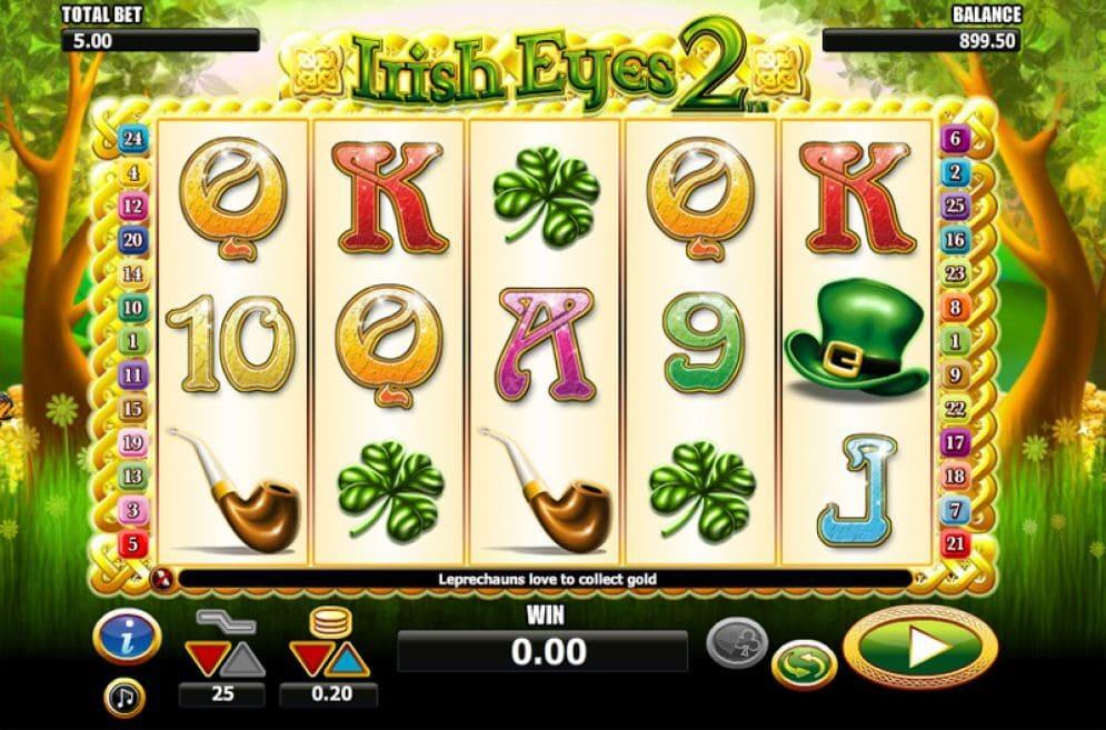 Irish Eyes 2 slot
