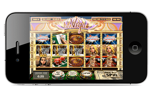Välja casino online